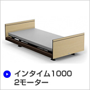 インタイム1000 2モーター