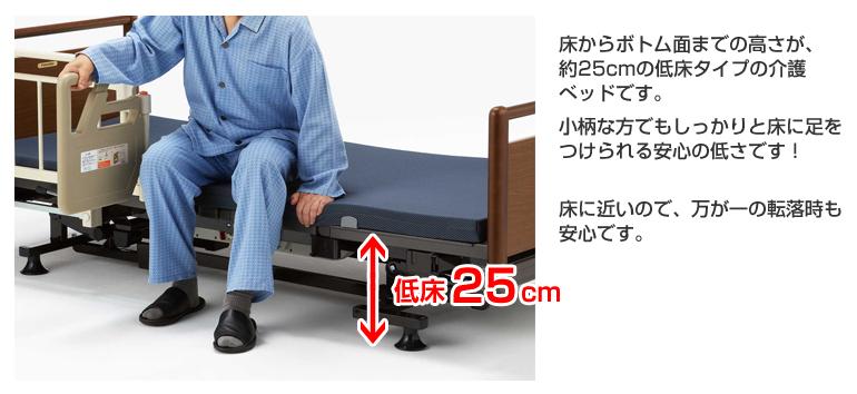 低床25cm説明