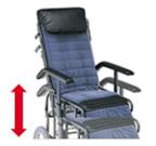 座面昇降機能