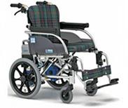 電動アシスト付車椅  子