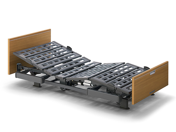 リコメンド ロングセラー商品 【パラマウントベッド】Q-AURA(クオラ)木製ボード 3モーター