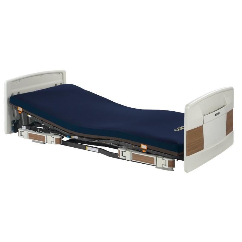 ラフィオ 3モーター電動ハイバックサポート機能付(樹脂木目調)