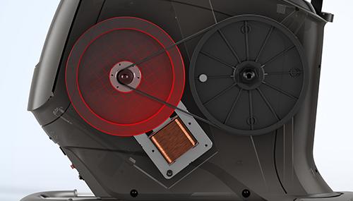 家庭用MATRIX クロストレーナー E50インダクションブレーキ