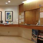 受付・医務室
